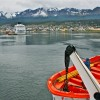 départ d'Ushuaïa vers l'Antarctique, à bord du Lyubov Orlova