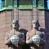 gare de Helsinki (architecte : Eliel Saarinen)