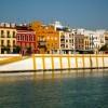 le Guadalquivir, Séville