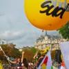 manifestation contre le projet de loi sur les retraites, Sept. 2010