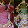 gardiens de temples